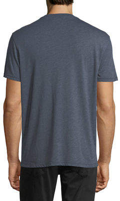 Velvet V-Neck Soft Heather T-Shirt
