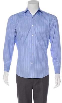 8da2ac3e HUGO BOSS Boss by Gerald Striped Shirt