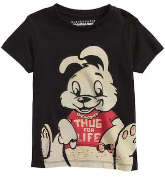 Little Eleven Paris Muglife T-shirt