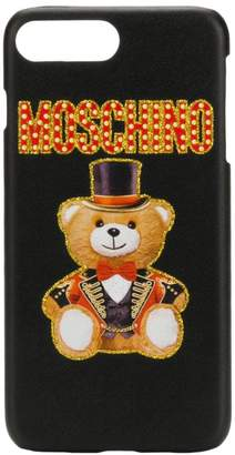 Moschino teddy iPhone cover