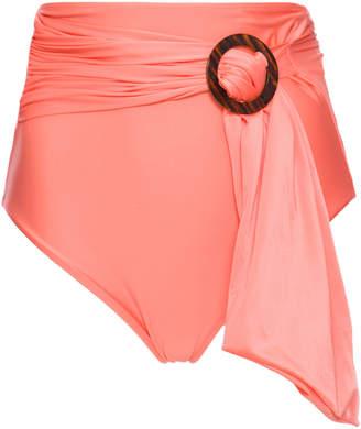 PatBO Belted Bikini Bottom Size: S
