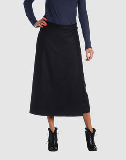 JIL SANDER 3/4 length skirt
