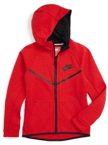 Nike 'Windrunner' Tech Fleece Hooded Jacket