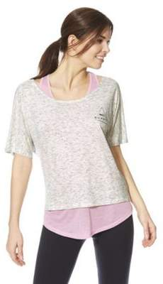 F&F Active Active Make It Happen 2-In-1 T-Shirt XS