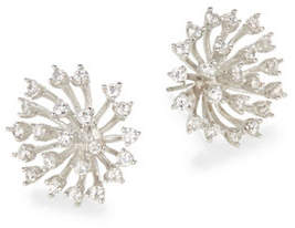 Kate Spade Sputnik Crystal Stud Earrings