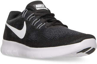 Nike Women's Free Run 2017 Running Sneakers from Finish Line $99.99 thestylecure.com