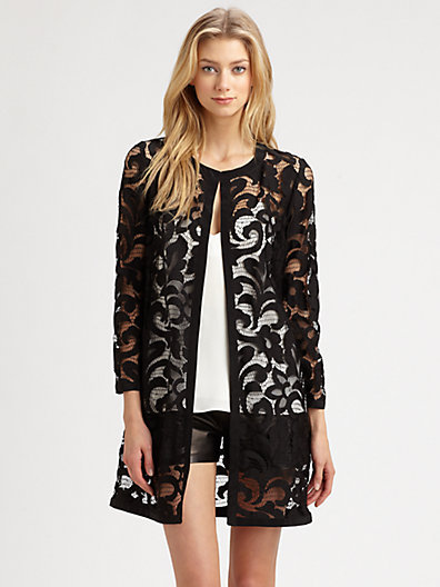 Milly Lace Jacket