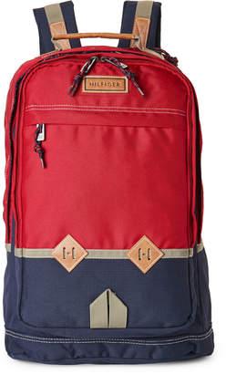 Tommy Hilfiger Red & Navy Backpack