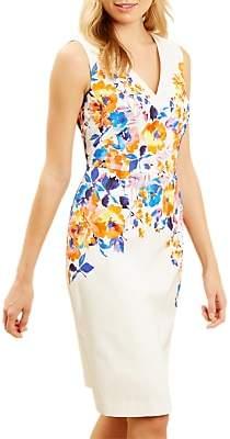 Fenn Wright Manson Roula Dress, Cream/Orange