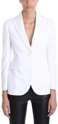 Neil Barrett White Cotton Jacket