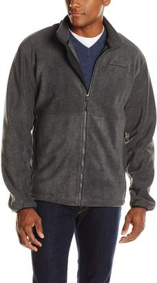 Hawke & Co Men's Full-Zip Polar Fleece Jacket