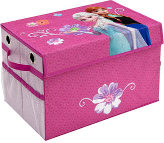 Delta Disney Frozen Fabric Toy Box W/ Pockets