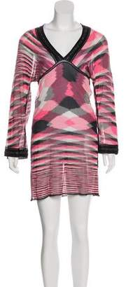 Missoni Mare Patterned Swim Cover-Up