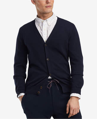 Tommy Hilfiger Signature Solid Cardigan, Created for Macy's