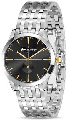 Salvatore Ferragamo Slim Formal Watch, 35mm