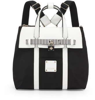 Henri Bendel Iconic Jetsetter Mini Convertible Backpack