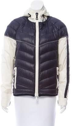 Moncler Monfret Down Coat