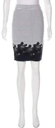 A.L.C. Knit Knee-Length Skirt