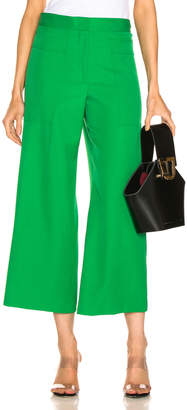 Jil Sander Gaston Pant in Bright Green | FWRD
