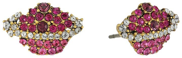 Marc JacobsMarc Jacobs - Charms Celestial Strass Planet Studs Earrings Earring
