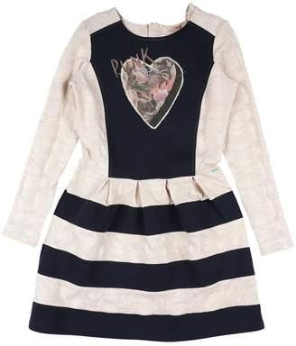 Scotch R'Belle Punk Neoprene Dress