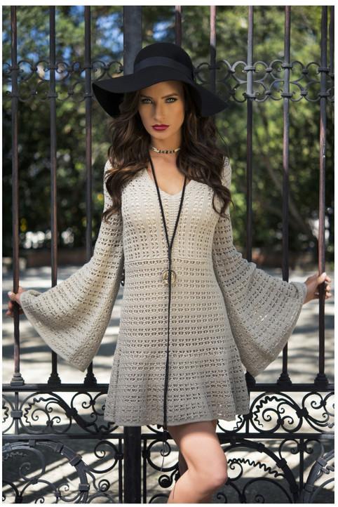 Chantilly Knit Dress