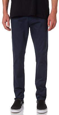 Zanerobe New Men's Snapshot Mens Chino Pant Cotton Elastane Blue