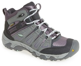 Women's Keen 'Oakridge' Waterproof Hiking Boot $124.95 thestylecure.com