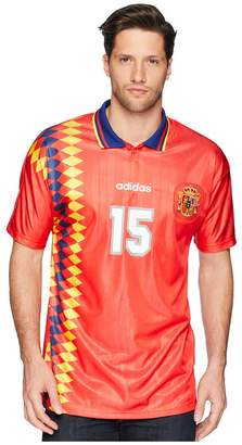 adidas Spain 1994 Jersey Men's Short Sleeve Pullover