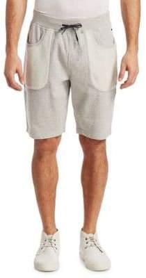 Madison Supply Two-Tone Sweat Shorts