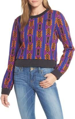 The North Face 92 Rage Crop Fleece Sweatshirt