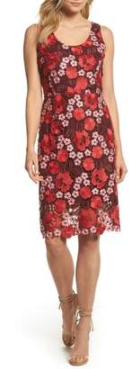 FOREST LILY Multicolor Lace Dress