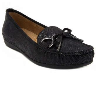 Gloria Vanderbilt Womens Lady W Moccasins Slip-on-Wide Width