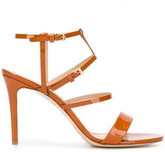 Deimille strappy design sandals