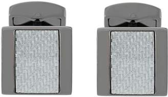 Tateossian Carbon Freeway cufflinks