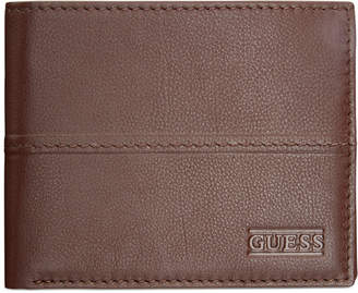 GUESS Rafael Multicard Passcase Men's Leather Wallet