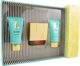 Gwen Stefani L Lamb by for Women Eau De Parfum Spray, 1.7-Ounce and Body Lotion, 2. 5-Ounce and Shower Gel, 2. 5-Ounce