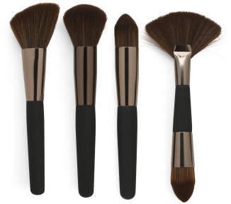 Professional 4pc Make Up Brush Set