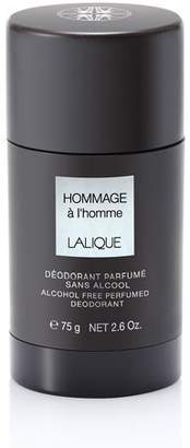 Lalique Hommage a l'Homme Perfumed Deodorant Stick, 75g