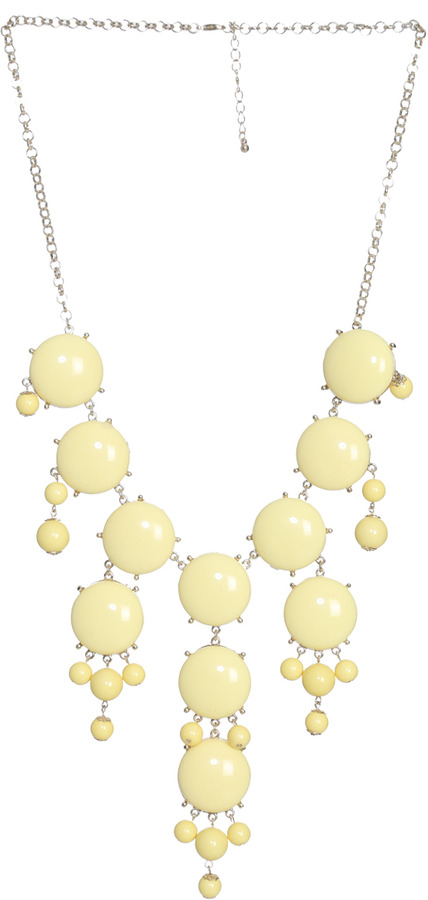 Arden B Drapded Bubble Bead Necklace