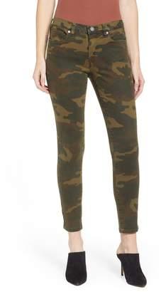 Blank NYC BLANKNYC Camouflage Ankle Skinny Jeans