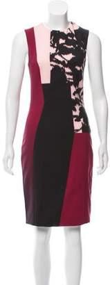 Prabal Gurung Printed Knee-Length Dress w/ Tags