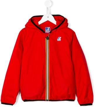K Way Kids zipped jacket