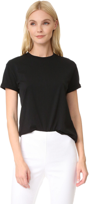 T by Alexander Wang Crew Neck Tee $115 thestylecure.com