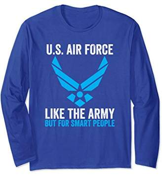 US Air Force Shirt For Men & Women - Funny Air Force Shirt