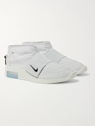 Nike Fear Of God Air 1 Moccasin Ripstop Sneakers