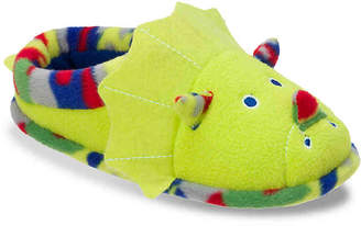 Dearfoams Novelty Toddler & Youth Scuff Slipper - Boy's