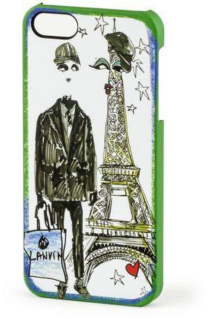 Lanvin Male sketch iPhone 5 case