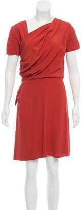 Gucci Silk-Blend Dress