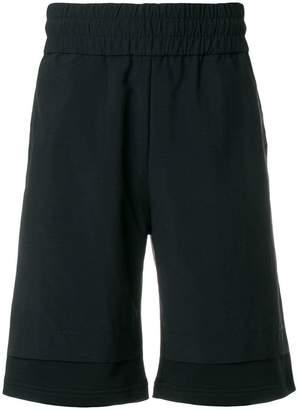 Kenzo layered shorts